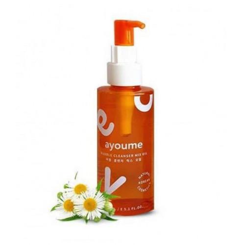 Ayoume Гидрофильное масло для лица Bubble Cleanser Mix Oil