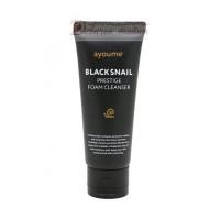 Ayoume Пенка для умывания Black Snail Prestige Foam Cleanser