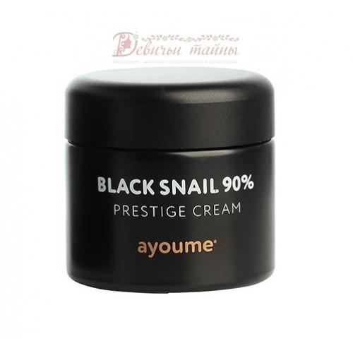 Ayoume Крем для лица Black Snail Prestige Cream miniature