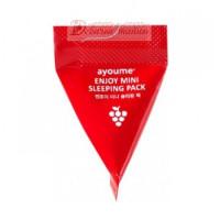 Ayoume Маска для лица ночная Enjoy Mini Sleeping Pack 3 g
