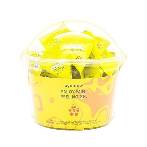 Ayoume Пилинг-гель для лица Enjoy Mini Peeling Gel 3 g