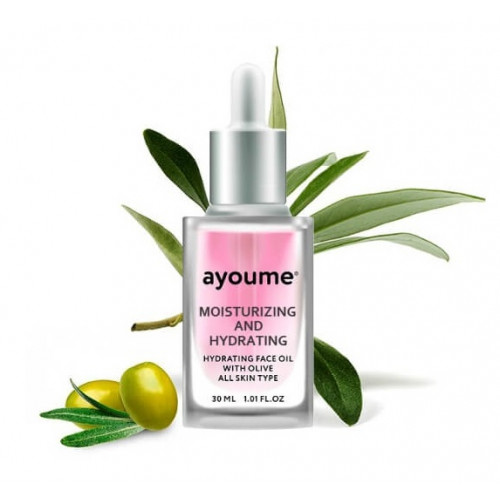 Ayoume Масло для лица Face Oil