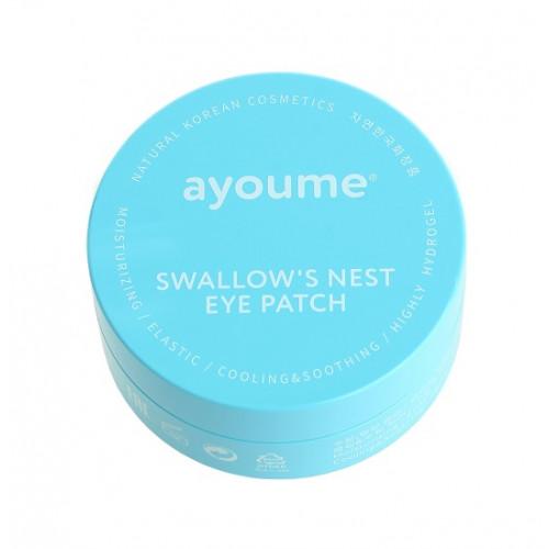 Ayoume Маски-патчи для глаз подтягивающие с экстрактом ласточкиного гнезда Swallow's Nest Eye Patch