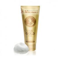 Elizavecca Пенка для умывания 24k Gold Snail Cleansing Foam