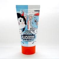 Elizavecca Маска кислородная для очищения пор Hell-Pore Bubble Blackboom Pore Pack
