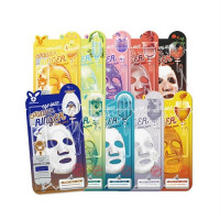 Elizavecca Маска для лица тканевая Deep Power Ringer Mask Pack