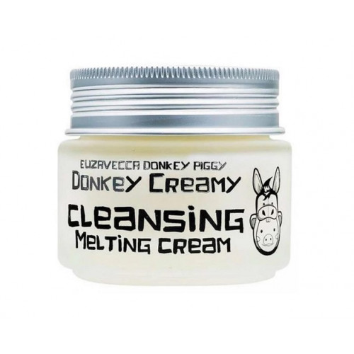 Elizavecca Крем очищающий Donkey Creamy Cleansing Melting Cream