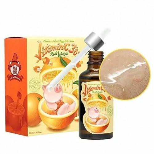 Elizavecca Сыворотка с витамином С Witch Piggy Hell-Pore Vitamin C 30% Real Ample