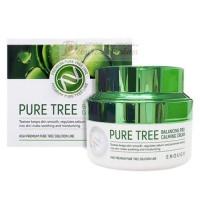 Enough Крем с экстрактом чайного дерева Pure Tree Balancing Pro Calming Cream