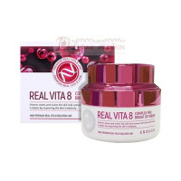 Enough Крем с витаминами Real Vita 8 Complex Pro Bright up Cream