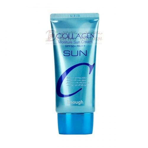 Enough Крем солнцезащитный Collagen Sun Cream