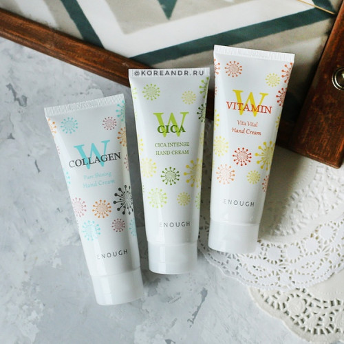 Enough Крем для рук W Collagen Vita Hand Cream