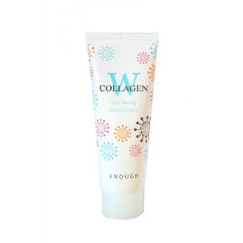 Enough Крем для рук W Collagen Pure Shining Hand Cream