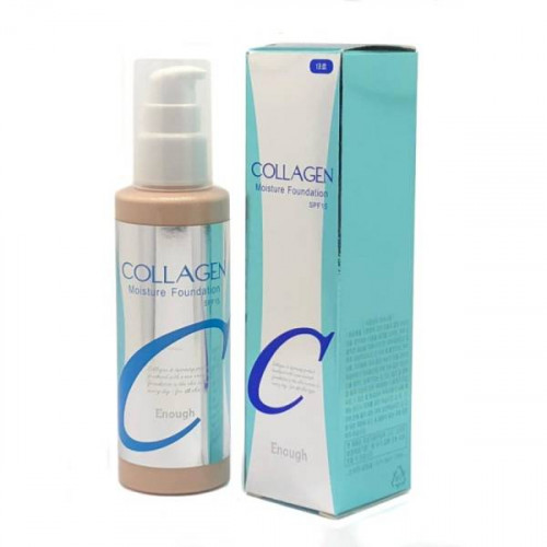 Enough Тональная основа Collagen Moisture Foundation