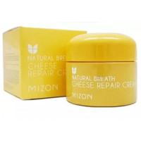 Mizon крем для лица сырный питательный cheese repair cream