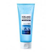 Secret key Гель для тела с гиалуроновой кислотой Iceland Hyaluron Soothing Gel