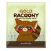 Secret Key Маска для лица гидрогелевая с коллоидным золотом Gold Racoony Hydrogel Mask Pack