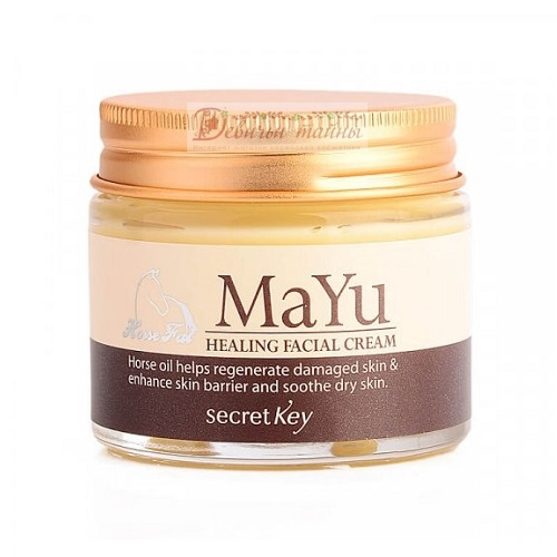 Secret Key Крем для лица питательный Mayu Healing Facial Cream