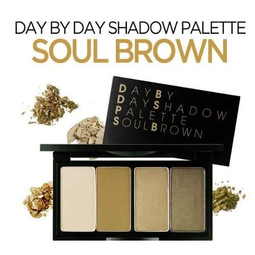 Secret key палета теней для век day by day shadow palette